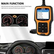 OBD2 Car Code Reader Check Engine Light Auto Scanner I/M Readiness Diagnostic