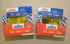 """*  JAMEX - FOG/SPOT LAMP - IPF-98  """" COPPIA DI FARI FENDINEBBIA / GIALLI """" NUOVI"""