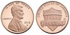 2014 D 1C Lincoln Penny Cent #1765.DCU