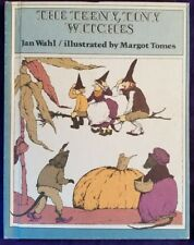 Weekly Reader Children's Book Club presents The Teeny, Tiny Witches by Jan Wahl
