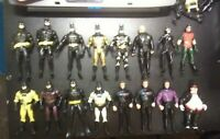 Michael Keaton Batman 1989 1991 Big Figure Lot Returns Catwoman Penguin Kenner