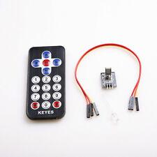 20 Keys Infrared IR Wireless Remote Control 38KHz Receiver Module for Arduino