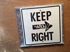 Krs-One - Keep Right  [ CD + Bonus Disc ] 2004