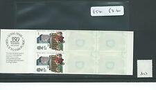 GB - STAMP BOOKLETS - £1.53 - FT4 - ROYAL MAIL DATAPOST -  1 booklet