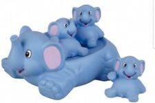 Elephant Family Bath set toys Official UK Ravensden supplier Toddler child set