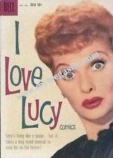 I LOVE LUCY COMIC BOOK #21 (DELL)