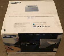 Brand New Samsung ML-2510  Black & White Monochrome Laser Printer Factory Sealed