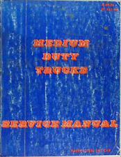 1984 chevrolet gmc medium truck shop manual c5000 c6000 c7000 c50 c60 c70  servic