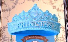 Handmade Sugar Edible Princess Tiara Crown Cake Topper