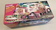 Barbie Picnic Mini Van (#13185) - New In Box & Unopened! Rare!