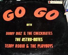 陳欣健 HONG KONG DIAMOND GO GO 1966 ASTRO NOTES DANNY DIZS TEDDY ROBIN VINYL LP