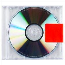 Yeezus [PA] by Kanye West (CD, Jun-2013, Def Jam (USA))