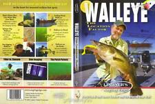 Lindner Walleye Fishing Location Factor DVD NEW