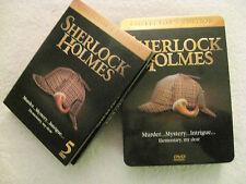 Sherlock Holmes 2007 (5-DVD BOXSET)  Collector's Edition in (TIN BOX RELEASE)