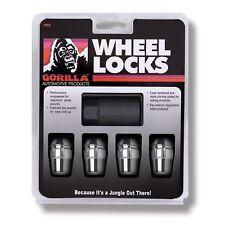 4 Pc GORILLA FORD EXPLORER LOCKING LUG NUTS CUSTOM WHEEL LOCKS # 71681N