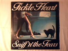 SNIFF 'N' THE TEARS Fickle heart lp ITALY
