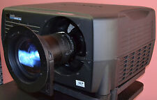 Christie Matrix Hd2 Hd Projector 424 Hours on Lamp Hd Lens