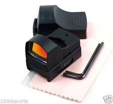 Micro Reflex 3 MOA Red Dot Sight Rifle Scope w/Weaver/Picatinny 20mm New#b02
