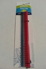 Conair Fine Hair Ultimate Tease Comb (I USE AS A DETANGLER)