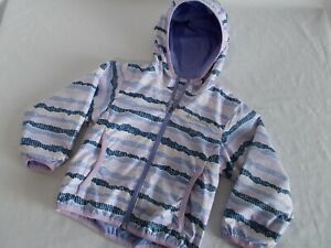 NWT Columbia WHITETAIL TRAIL JACKET Omni-Wick PURPLE MULTI XD3977   Girls 2T, 3T