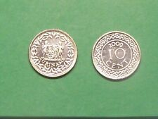SURINAME  2009  10 CENTS   KM13a   UNCIRCULATED COIN