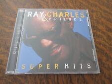 cd album RAY CHARLES & FRIENDS super hits