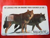 RARE TELECARTE- F 446.A.970.AC - HUMEX FOURNIER - A Collé - LUXE - Côte 60 Euros
