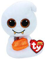 TY Beanie Boos Plush - Scream the Ghost 15cm