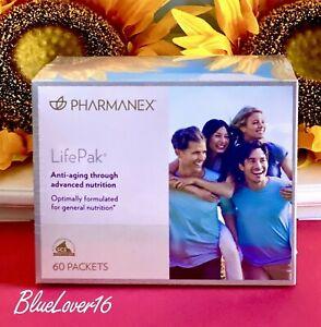 Nuskin Nu Skin Pharmanex Lifepak Anti Aging, EXP 09/22. BOX SEALED !