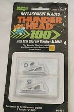 SAL!! Replacement Blades - Thunder Head 100gn