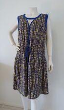 NEW CITY CHIC Print Sleeveless Dress Size XS 16 14