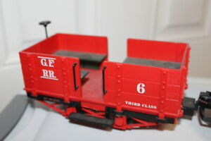 LGB Grizzly Car Set of 2- G Scale