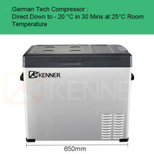 40L - 45L Portable Freezer Fridge Camping Car Boat Caravan Cooler Refrigerator