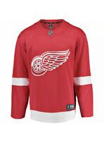 NHL Detroit Red Wings Fanatics Home Breakaway Jersey (Zetterberg) Shirt Mens NEW