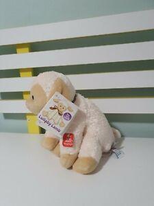 "Lullaby Lamb Plush 8""  GUND  Stuffed Animal"