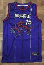 399e036f5 VTG VINCE CARTER  15 Toronto Raptors NIKE JERSEY Size 50 Purple Sewn