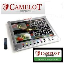 camelotqsports.co.uk..ELECTRONIC SNOOKER  SCOREBOARD. FREE DELIVERY!!