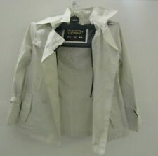 ☆WOMENS SUPERDRY LIMITED EDITION MAC TRENCH COAT SIZE LARGE