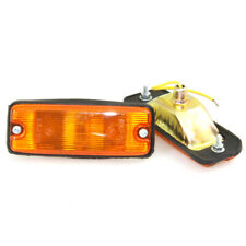 MAZDA BRAVO B-SERIES B1600 B2000 B2200 77-85 COURIER PAIR SIDE TURN SIGNAL LIGHT