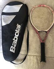 Tennis Raquet And Bag : Babolat Tennis Raquet Bag And Wilson Tennis Racket
