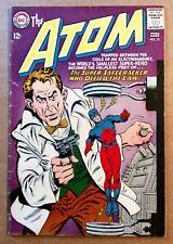 Atom #15 (1964) Silver Age Dc; Gardner Fox, Gil Kane; Very Good Vg