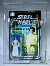 2004 Hasbro Star Wars VINTAGE OTC Princess Leia Organa 1/1 HIGHEST GRADE AFA-U95