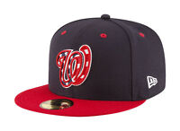 New Era 59Fifty MLB Cap Washington Nationals 2017 Alt 4 On Field Fitted Hat