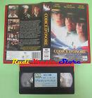VHS film CODICE D'ONORE 1993 Tom Cruise Jack Nicholson Demi Moore (F84) no dvd