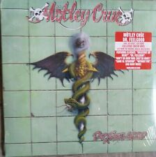 Motley Crue - Dr. Feelgood  Green Vinyl LP  Limited Edition 1500 Worldwide NEU