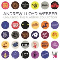 ANDREW LLOYD WEBBER Unmasked: The Platinum Collection 2CD BRAND NEW