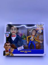 Woody and Benson Action Figure Toy Story 4 Kid Child Disney Pixar Gift 2-Pack