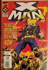 Marvels X-Man #1 Deluxe Age of Apocalypse Direct Edition VF/NM!!