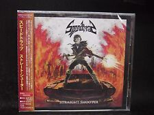 SPEEDTRAP Straight Shooter + 1 JAPAN CD Damnations Pride Forced Kill Hard Action