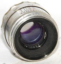 HELIOS-44  2/58mm lens  (13 blades ) for  old ZENIT M39 KMZ #071232